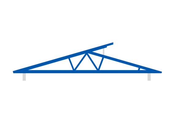 FUNKISTAKSTOL 6,0-16°