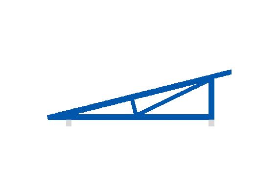 PULPETTAKSTOL 3,6-14°